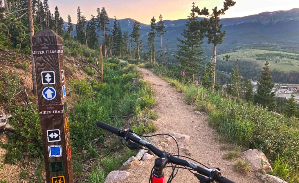 Mountain Biking Summer Fun For Heart Health Breckenridge Grand Vacations Gives