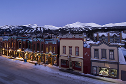 Winter is Coming to Breckenridge